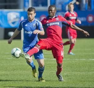 Romero, Di Vaio lead Impact to 2-0 win over Fire