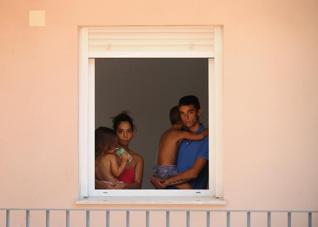 Nearly 100 Spanish families lose home every day