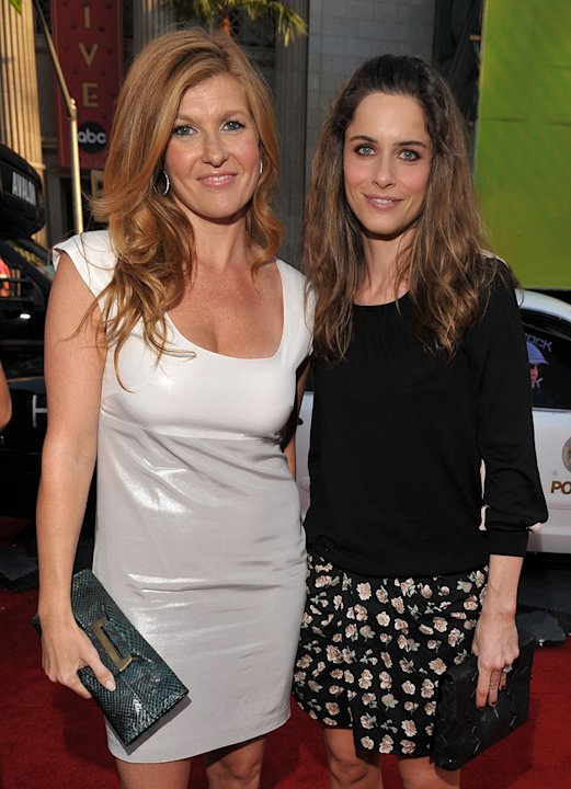 Connie Britton 2008 Amanda Peet