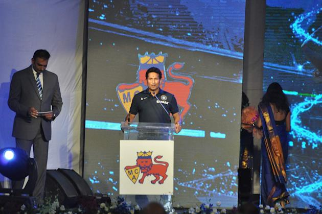 The Mumbai Cricket Association (MCA) on Monday honoured Sachin Tendulkar by renaming the MCA Sports Complex at Kandivili in Mumbai after the Little Master as  `Sachin Tendulkar Gymkhana club` on 11th