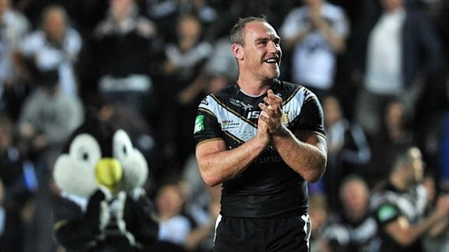 Gareth Ellis believes Hull have saved their best rugby league for the Challenge Cup