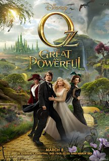 Poster of Oz: The Great and Powerful
