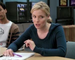 Exclusive Community First Look: Britta Busts Out Her Very Own Therapist-Themed Rap Song
