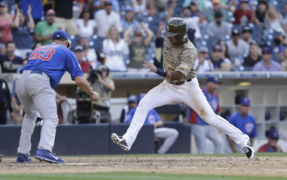 Padres beat Cubs 3-2 in 15 innings