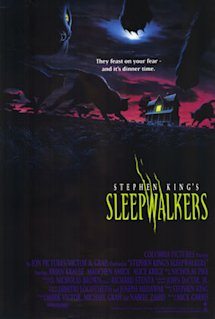 Poster of Stephen King's Sleepwalkers