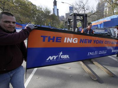Mayor Bloomberg: NYC Marathon canceled