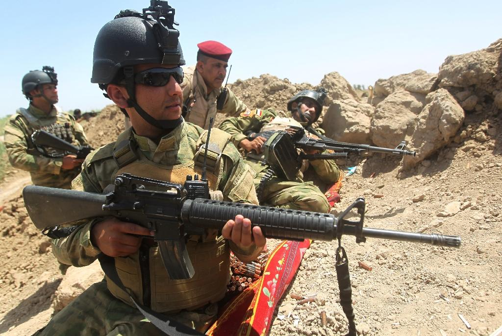 Pentagon says Iraqi forces 'failed to fight' in Ramadi