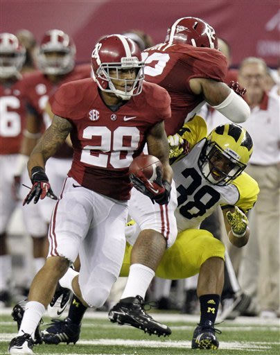 Saban: Nothing has changed for Alabama after romp