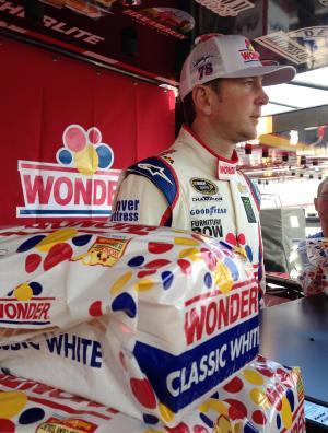 Column: NASCAR is just one long Ricky Bobby movie