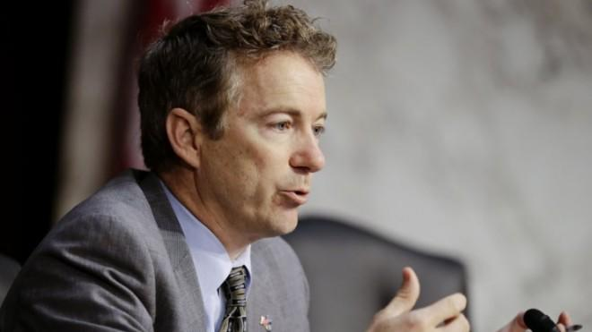 Sen. Paul says he voted to confirm Hagel after supporting the filibuster because it's the president's prerogative to choose appointees.