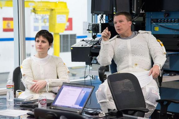 Astronauts Set for Emergency Spacewalk to Fix Space Station Leak