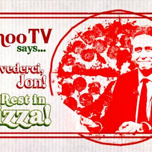 Rest in Pizza, Jon Stewart! We Say Goodbye to 'The Daily Show' Host With Passionate Montage
