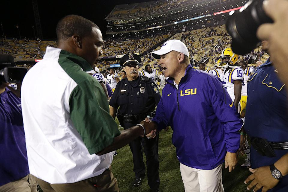 Les Miles: Administration of OSU was 'done right'