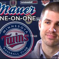 Mark Rosen Goes 1-On-1 With Joe Mauer