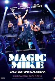 Poster di Magic Mike