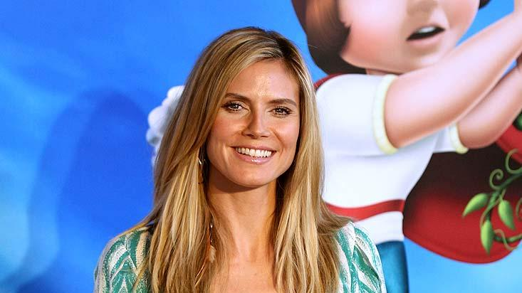 Heidi Klum Hoodwinked Too Pr