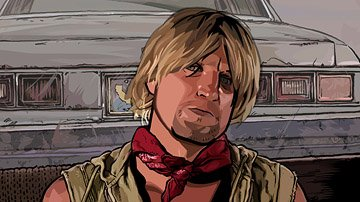 Woody Harrelson in Warner Independent Pictures' A Scanner Darkly