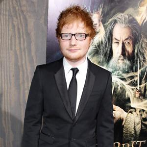 Ed Sheeran's Celebrity Thanksgiving