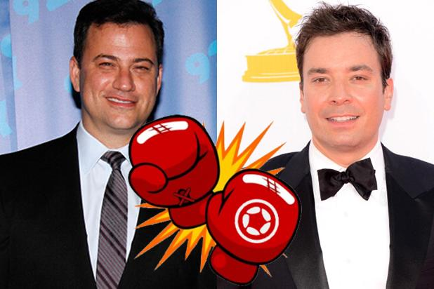 Jimmy Fallon vs. Jimmy Kimmel: The New Late Night Fight, by the Numbers