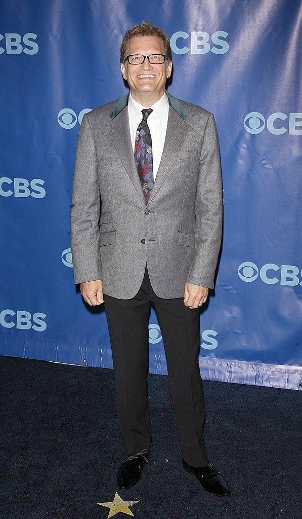 Drew Carey CBS Upfronts