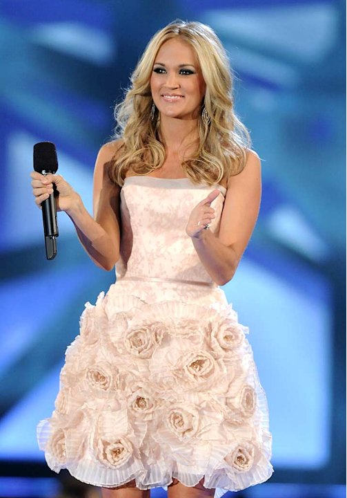 Carrie Underwood CMA Show