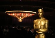 An Oscar statue is pictured at the Governors Ball for the 85th Academy Awards in Hollywood, California February 24, 2013. REUTERS/ LUCAS JACKSON