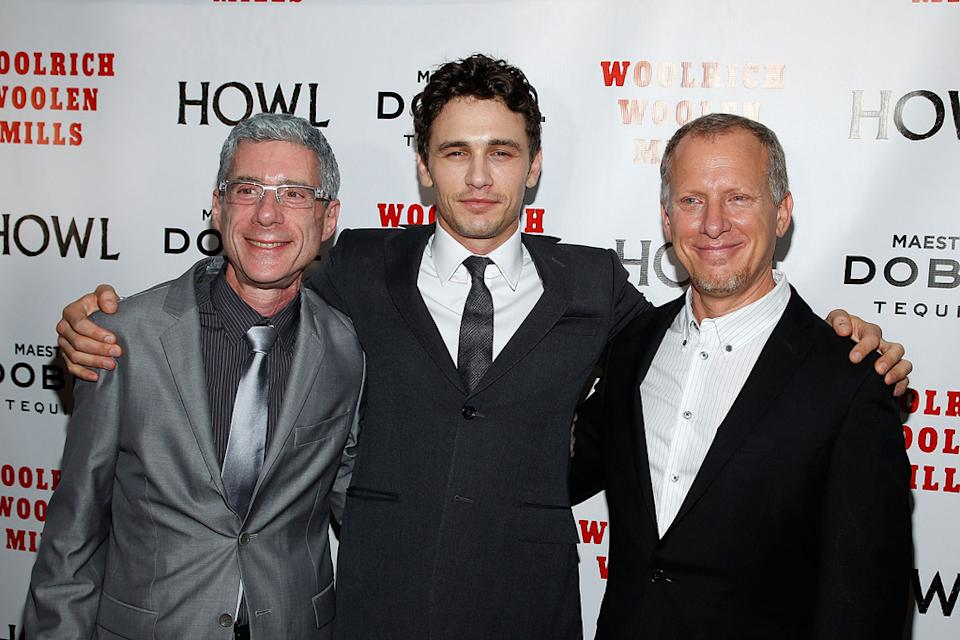 Howl NYC Screening 2010 Rob Epstein Jeffrey Friedman James Franco