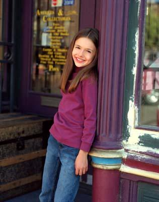 "Vivien Cardone as Delia Brown The WB's ""Everwood"" Everwood"