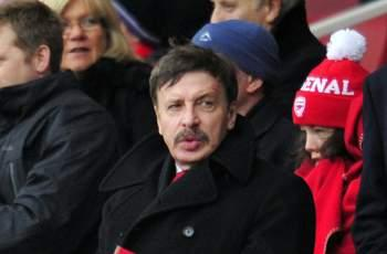 Kroenke: Arsenal driven by trophies