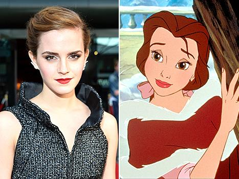 Emma Watson in Beauty and the Beast: See How the Star Would Look in Belle's Classic Costumes!