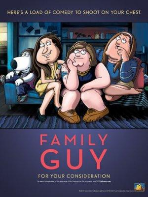 Emmys: 'Family Guy' Spoofs 'Girls' Money Shot In Racy For Your Consideration Ad