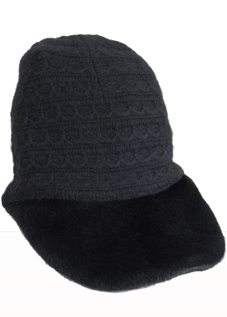 Raf Simons oversized bill hat, $420, barneys.com