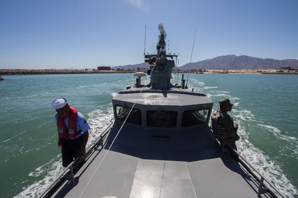 Mexico launches drones to protect endangered porpoise