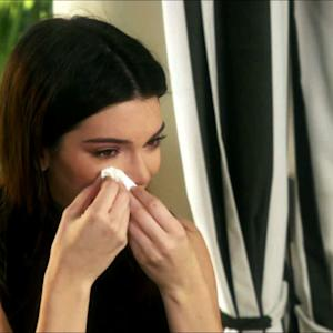 Kendall Jenner Gets Emotional During Interview About Bruce Jenner's Transition
