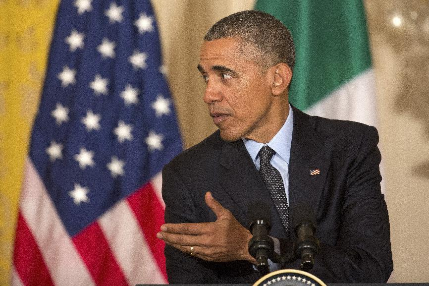 Diplomacy out, blunt talk in as Obama gets tough on GOP