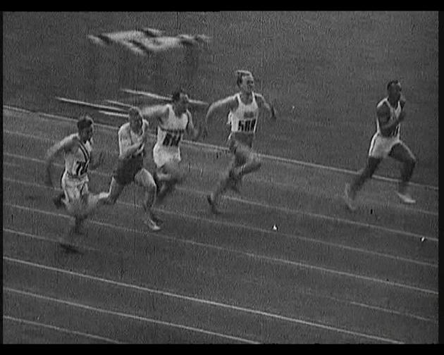 1936: Olympic sports in Berlin