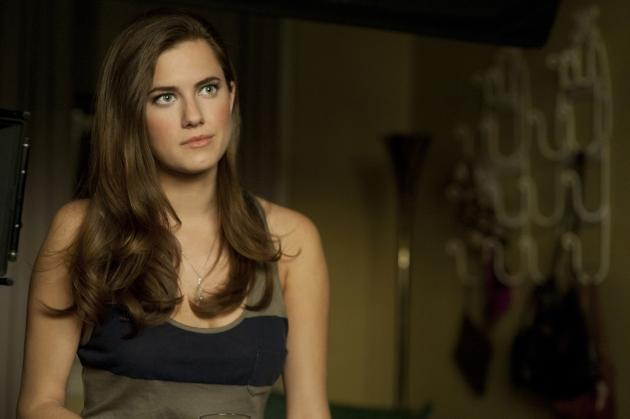 Allison Williams in HBO's 'Girls'  -- HBO