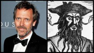 'House's' Hugh Laurie Near Deal to Star in NBC Pirate Drama 'Crossbones'