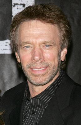 Jerry Bruckheimer at the New York premiere of Touchstone Pictures' Deja Vu