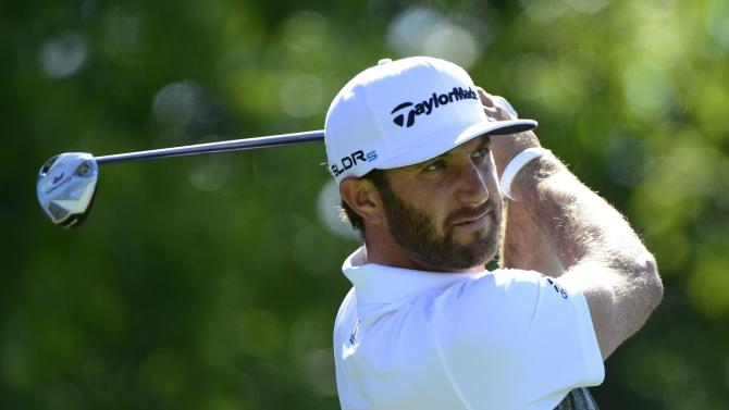 Dustin Johnson takes leave of absence from golf