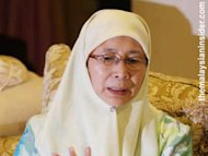 Wan Azizah gesa rakyat bangkit tentang budaya negatif sempena Hari Malaysia