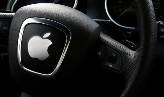 Apple Doesn't Need an iCar to Rule the Road