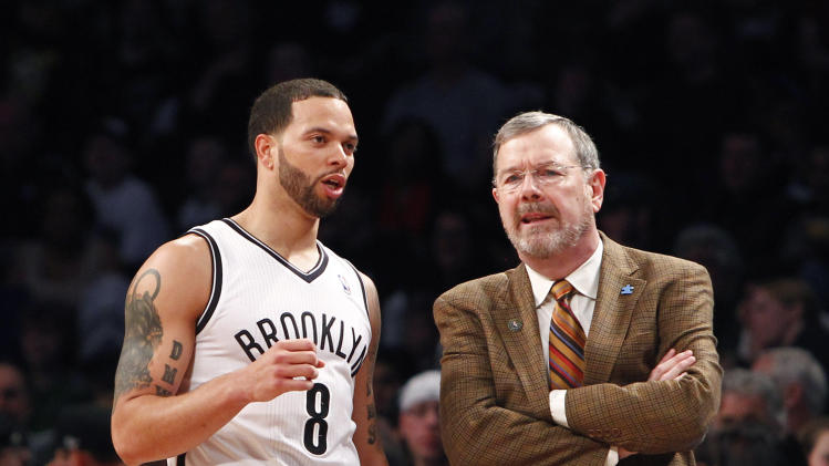 NBA: Charlotte Bobcats at Brooklyn Nets