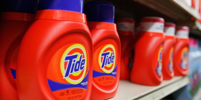 You Might Be Buying Counterfeit Laundry Detergent