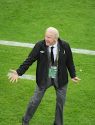 Giovanni Trapattoni could shuffle his pack as Ireland prepare to face Spain