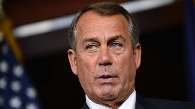 John Boehner: The 'Talk About Raising Revenue Is Over' (ABC News)