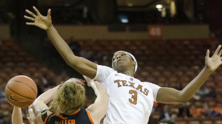 NCAA Womens Basketball: Oklahoma State at Texas