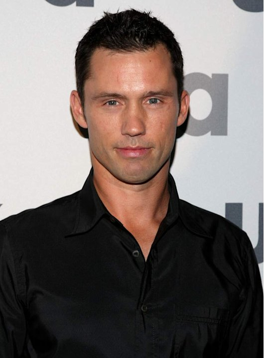 Jeffrey Donovan attends the 2008 USA Network UpFront at The Museum Of Modern Art on March 26, 2008 in New York City. 