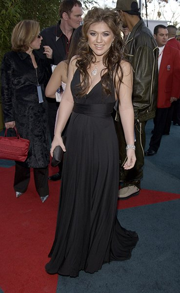 At the 2004 Grammys