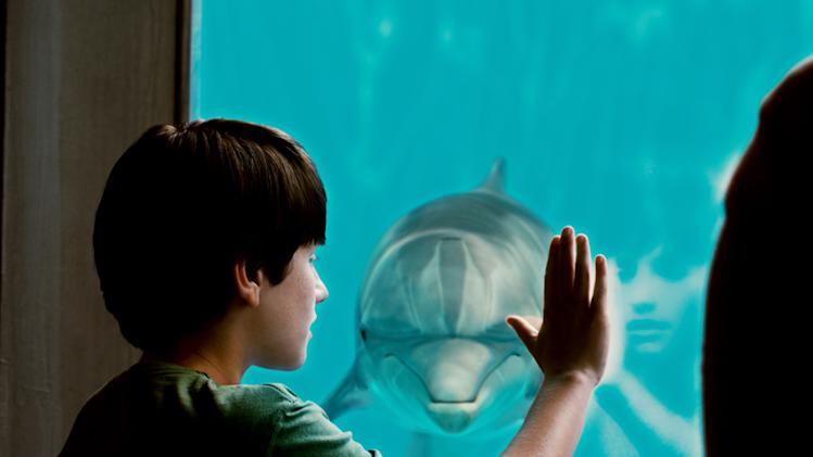Dolphin Tale 2011 Alcon Entertainment Nathan Gamble